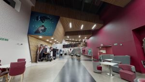 Sheffield Hallam University STEM Centre Virtual Tour
