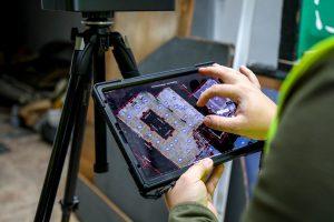 matterport capture app on ipad