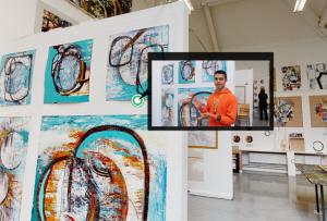 College art 360 virtual tour