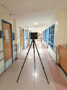 nhs hospital virtual tour