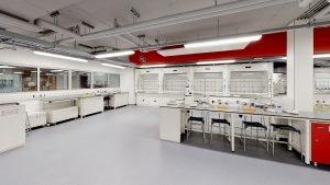 360 virtual tour laboratory