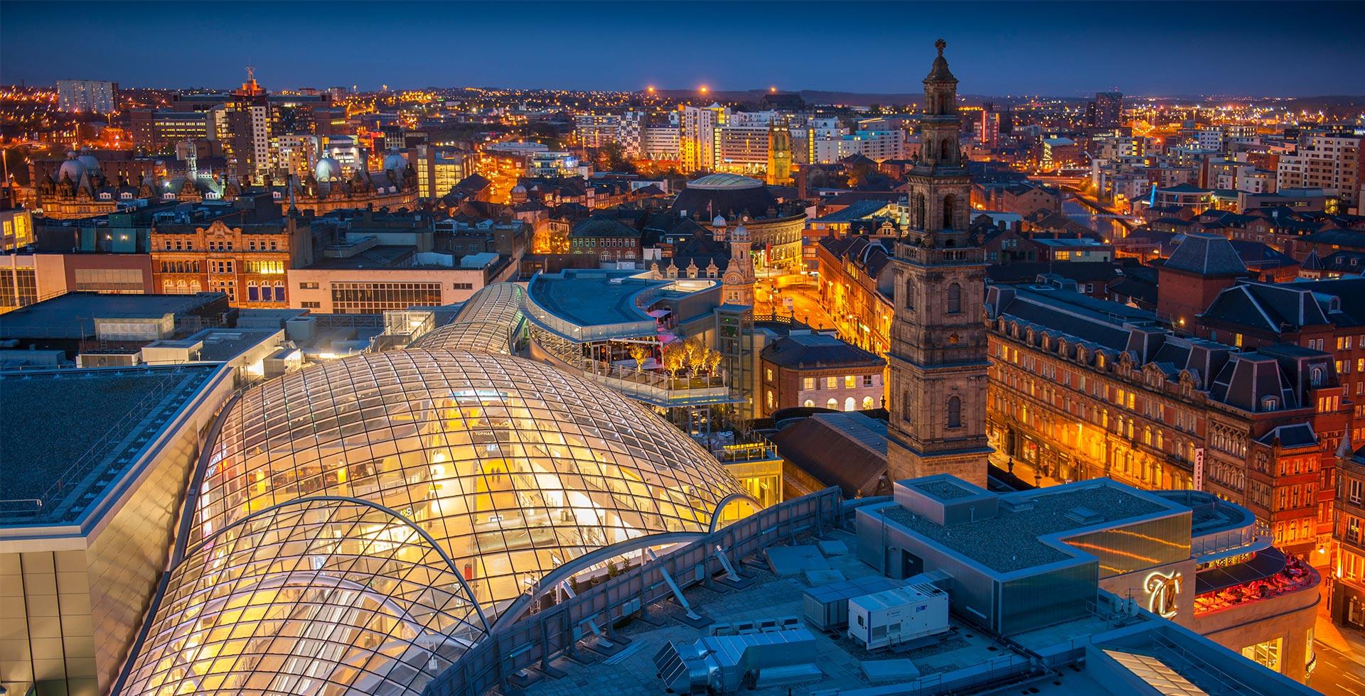 Leeds Virtual Reality